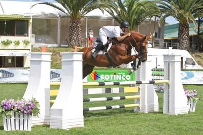 """SOTINCO PRESENTE NO """"VIMIEIRO – EQUESTRIAN SHOW JUMPING""""."""