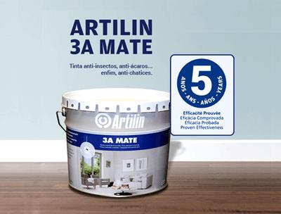 3A MATE CONTINUA EFICAZ 5 ANOS APÓS A SUA APLICAÇÃO