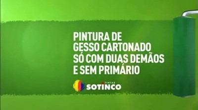 PLASDUR – PINTURA DE SUPERFÍCIES EM GESSO CARTONADO