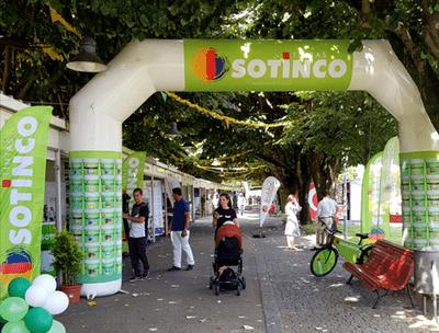SOTINCO NO STREET MARKET EM VIANA DO CASTELO