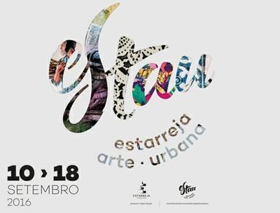 SOTINCO APOIA FESTIVAL DE ARTE URBANA ESTAU | ESTARREJA