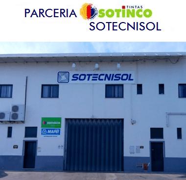 NOVA PARCERIA SOTINCO E SOTENCISOL.