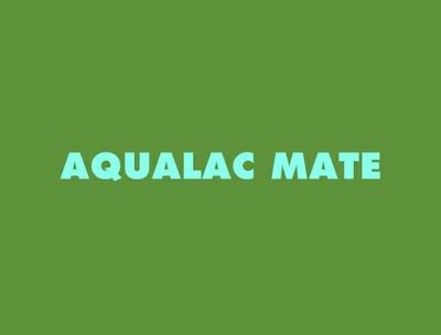 AQUALAC MATE – O ESMALTE AQUOSO PARA PAREDES, SUPER LAVÁVEL !