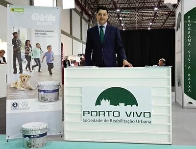 SOTINCO NA FEIRA CONCRETA 2017 COM PARCEIRO PORTO VIVO, SRU.